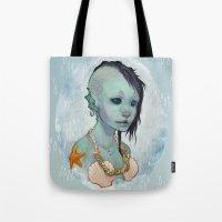 A Little Mermaid Tote Bag