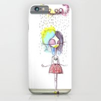 Rain On Me... iPhone 6 Slim Case