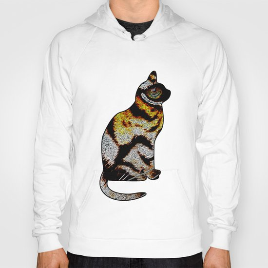CAT TIGER Hoody