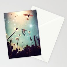 Flying Lessons Stationery Cards