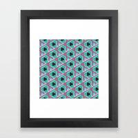 Jfivetwenty Tessellatio… Framed Art Print