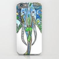 Tatoo Elephant iPhone 6 Slim Case