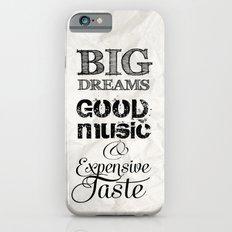 BIg DREAMS Slim Case iPhone 6s