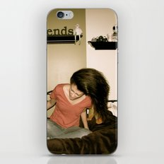 Frustration iPhone & iPod Skin