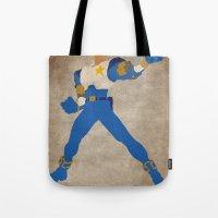 Commanding Captain (Capt… Tote Bag