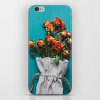 Bouquet iPhone & iPod Skin