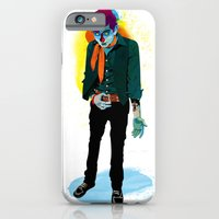 iPhone & iPod Case featuring Outsider by Alvaro Tapia Hidalgo