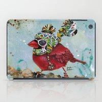 Cardinal Blaze iPad Case