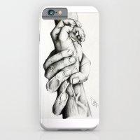 The Saving Hands iPhone 6 Slim Case