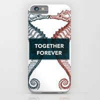 iPhone & iPod Case featuring Together Forever by NeilRobertLeonard
