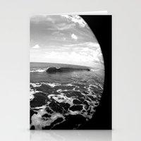 Set Wave Stationery Cards