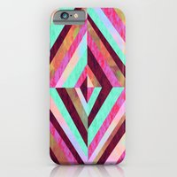 iPhone & iPod Case featuring PATTERN {Diamond 001} by Schatzi Brown