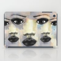 face iPad Case