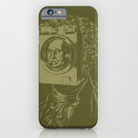 George WASHINGton Machin… iPhone 6 Slim Case