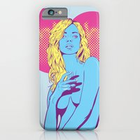 Gangster Kate Moss iPhone 6 Slim Case