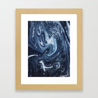 Gravity III Framed Art Print