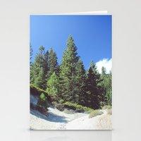 Lake Tahoe 3 Stationery Cards