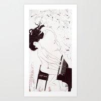 Duet. Pt.2 Art Print
