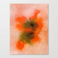 Color explosion 01 Canvas Print