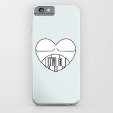 Stormtrooper Character Heart Slim Case iPhone 6s