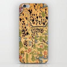 Johto Map iPhone & iPod Skin