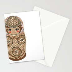Matrushka Stationery Cards