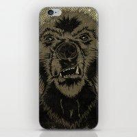 Bear Fruit iPhone & iPod Skin