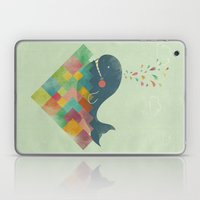 Live In The Present Laptop & iPad Skin