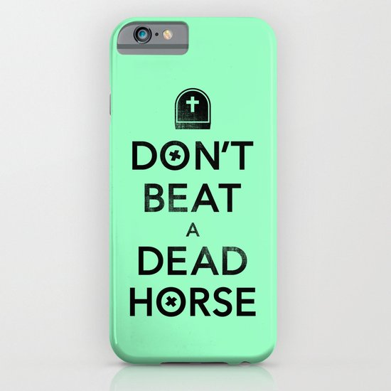 Seriously... iPhone & iPod Case