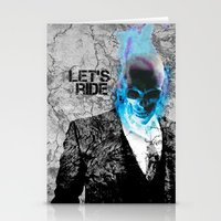 UNREAL PARTY 2012 GHOST RIDER Stationery Cards