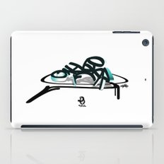 3d graffiti - ondbiqp iPad Case