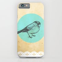 Spotted bird iPhone 6 Slim Case
