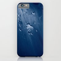 Lily White Tears iPhone 6 Slim Case