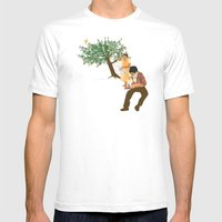 Artisans Mens Fitted Tee White SMALL