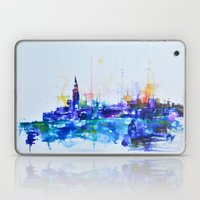 venice my love Laptop & iPad Skin