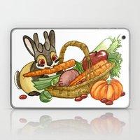 November Jackalope Laptop & iPad Skin