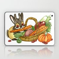 November Jackalope Laptop & iPad Skin