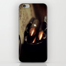 More questions than time iPhone & iPod Skin