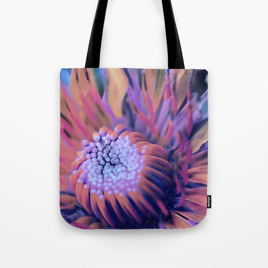 Floral abstract(6). Tote Bag