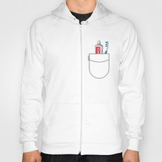 Pockets - Clean Freak - Hoody