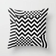 Dazzle 01 Throw Pillow