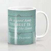 Good Books Mug