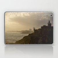 Puerto Rico From Old to New Laptop & iPad Skin