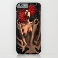 OCTO-PUSSY Grunge  iPhone 6 Slim Case