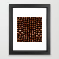 Happy Jacks Framed Art Print