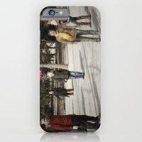 iPhone & iPod Case featuring Jianzi by bknyn