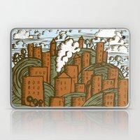 A CITY ON A HILL Laptop & iPad Skin