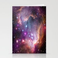 Small Magellanic Cloud Stationery Cards