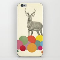 Stag In Heaven iPhone & iPod Skin