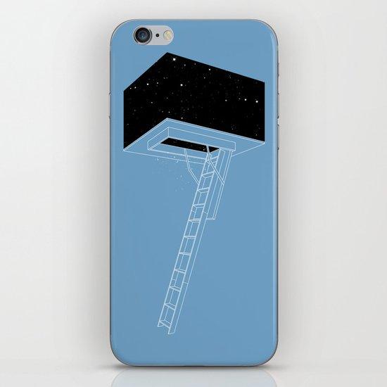 The Attic iPhone & iPod Skin
